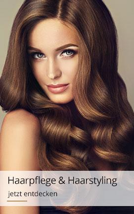 Haarpflege-Haarstyling